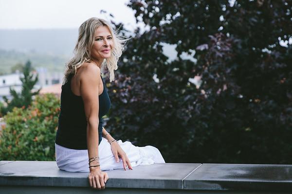 Nina Menkynová Reinventing yourself